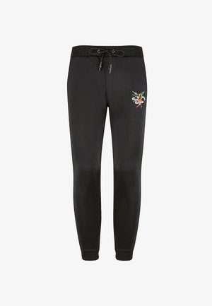 TILL-DEATH JOGGER - Tracksuit bottoms - black