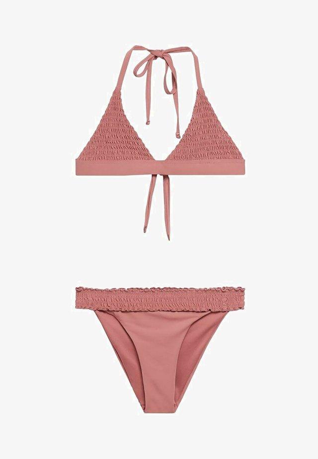 ALINA - Bikini - geraniumroze