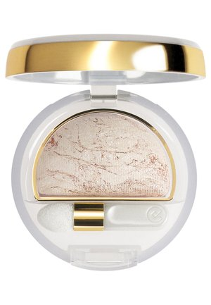 DOUBLE EFFECT EYESHADOW WET&DRY - Eye shadow - n.1 moon white