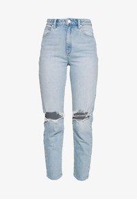 Abrand Jeans - Jean slim - blue denim - 4