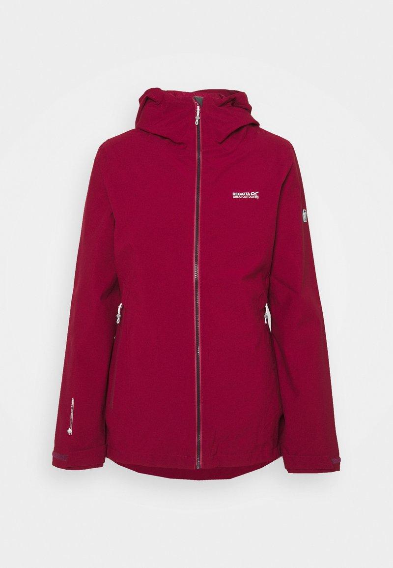 Regatta - WENTWOOD  - Outdoor jacket - red