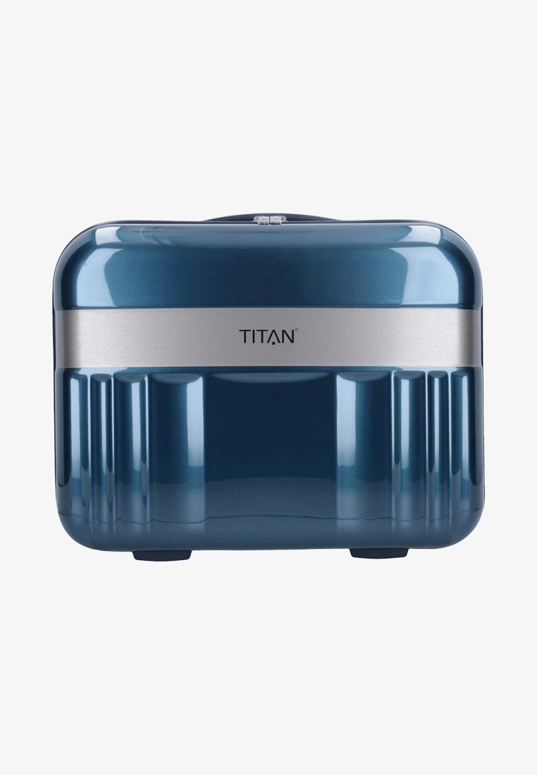 Titan - SPOTLIGHT FLASH - Kosmetiktasche - blue