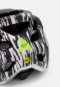 Fox Racing - SPEEDFRAME PRO HELMET UNISEX - Kask - black/pink - 5