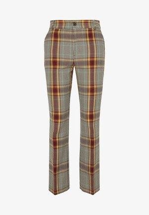 EDGAR - Spodnie materiałowe - multicoloured