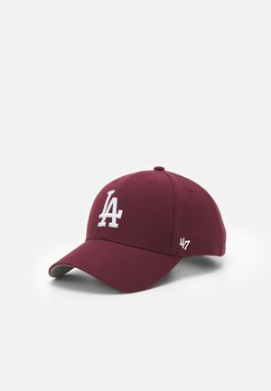 LOS ANGELES DODGERS UNISEX - Cap - dark maroon
