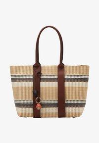 SEASIDE - Shopping bag - beige
