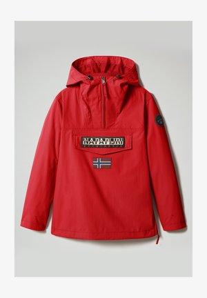 RAINFOREST SUMMER - Winter jacket - old red