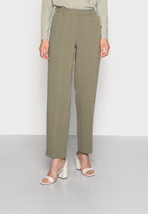 RISK IT PANT - Pantaloni - moss