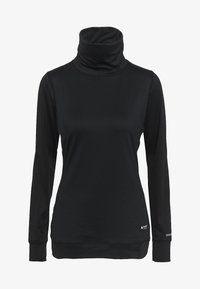 Burton - LONG NECK  - Camiseta interior - true black - 0