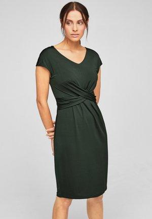 ROBE - Shift dress - dark green