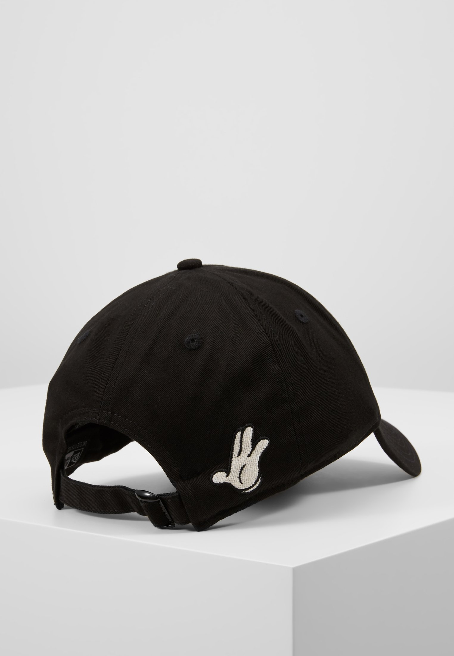 New Era Street Mickey 9forty - Cap Black/schwarz