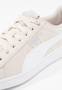 Puma - VIKKY - Trainers - silver gray/white/silver - 2