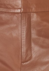 Part Two - ELAH - Leather trousers - chocolate glaze - 2