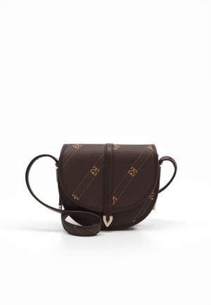 MONOGRAM XBODY - Across body bag - marron