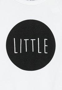 Tobias & The Bear - BABY LITTLE LONG ROMPER - Pyjamas - white - 5