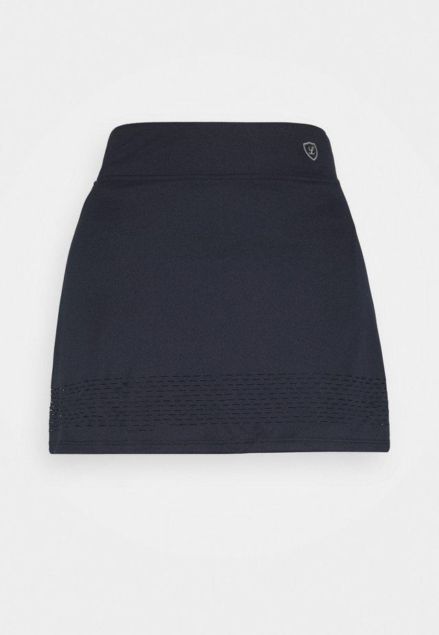 SKORT SINA - Sports skirt - eclipse blue
