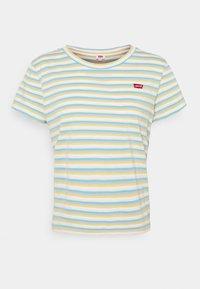Levi's® - SURF TEE - Basic T-shirt - blue topaz - 4