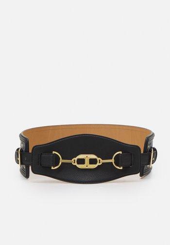 CLAMP WIDE BELT - Waist belt - nero