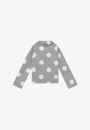 TEENS PARIS SPOT - Long sleeved top - grau