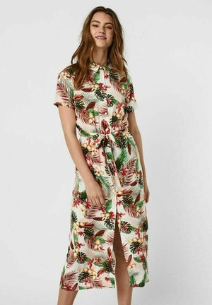 Shirt dress - birch