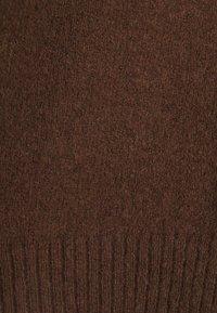 Marc O'Polo DENIM - LONG SLEEVE - Sweter - fantastic brown - 2
