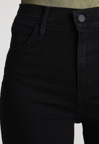 Levi's® Line 8 - LEVIS LINE 8 HIGH SKINNY - Jeansy Skinny Fit - carbon - 3
