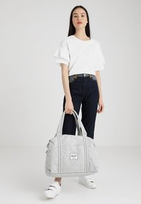 Herschel - STRAND - Sports bag - light grey - 6