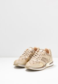 Guess - MOTIV - Sneakers - beige/light brown - 4