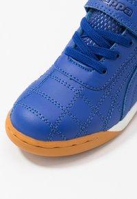 Kappa - FURBO UNISEX - Sports shoes - blue/black - 2