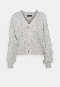 Marks & Spencer London - BRAMBLE CARDI - Cardigan - grey - 0