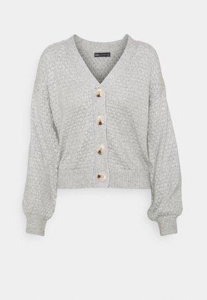 BRAMBLE CARDI - Cardigan - grey