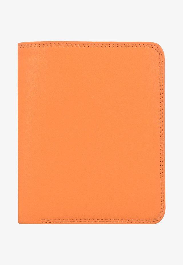 MEDIUM  - Portefeuille - orange