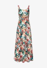 Cecil - MIT PRINT - Maxi dress - weiß - 2
