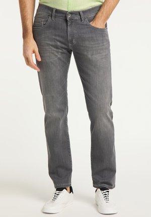 ERIC - Straight leg jeans - grey used