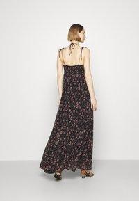 Bruuns Bazaar - ALCEA ALLY DRESS - Maxi dress - black - 2