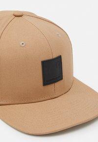 Carhartt WIP - LOGO UNISEX - Cap - dusty brown - 3