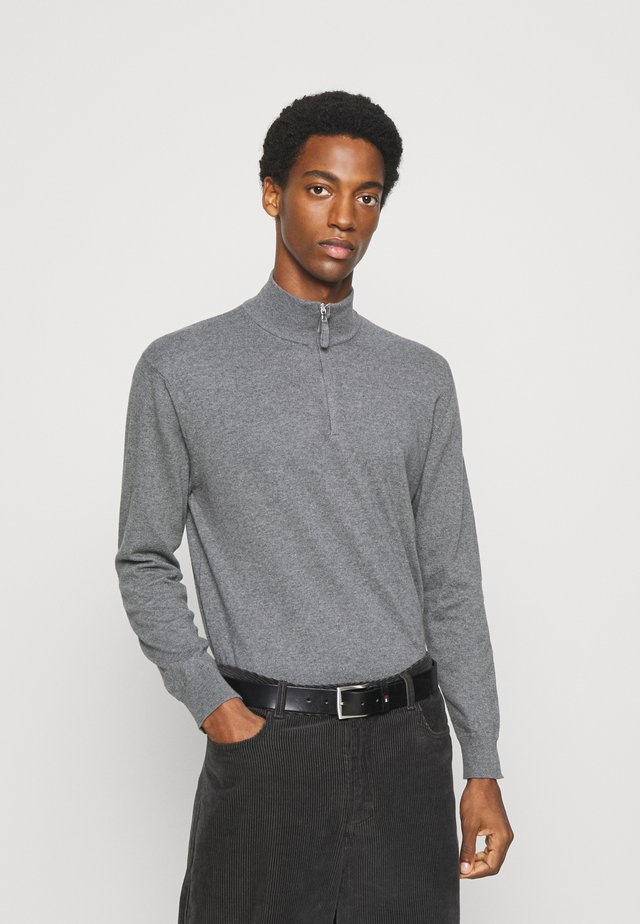 ZIP - Jumper - light grey