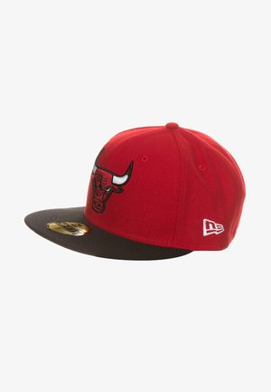 59FIFTY CHICAGO BULLS - Cap - nba basic chibul red/black
