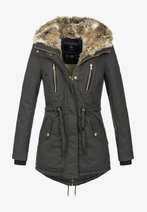 Winter coat - anthrazit