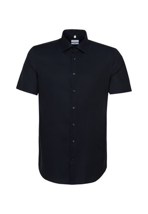 SLIM FIT - Shirt - blau