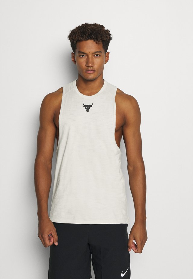 PROJECT ROCK TANK - Top - summit white