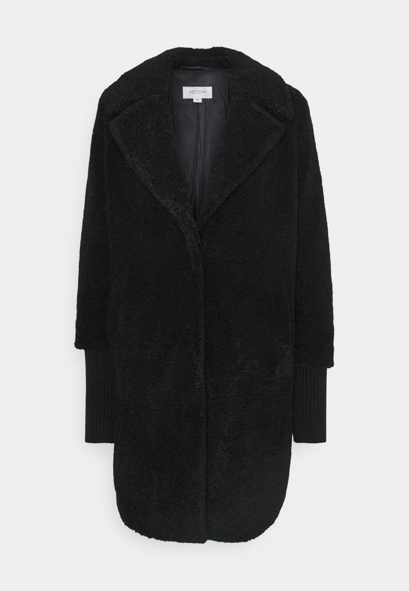 comma casual identity - Classic coat - black
