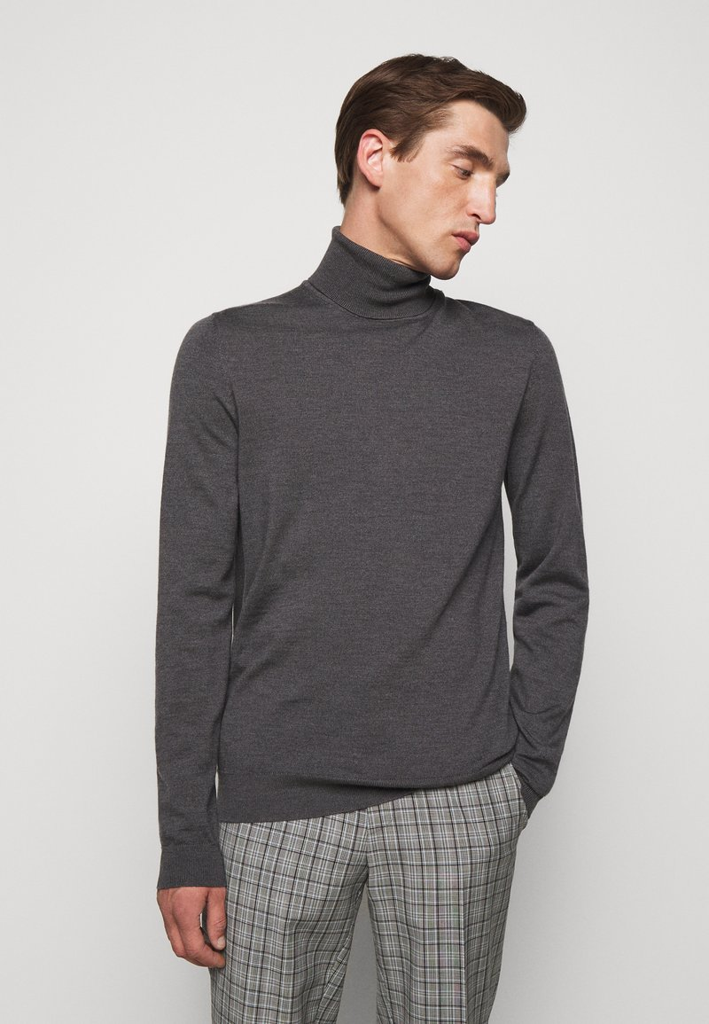 HUGO - SAN THOMAS - Jumper - charcoal
