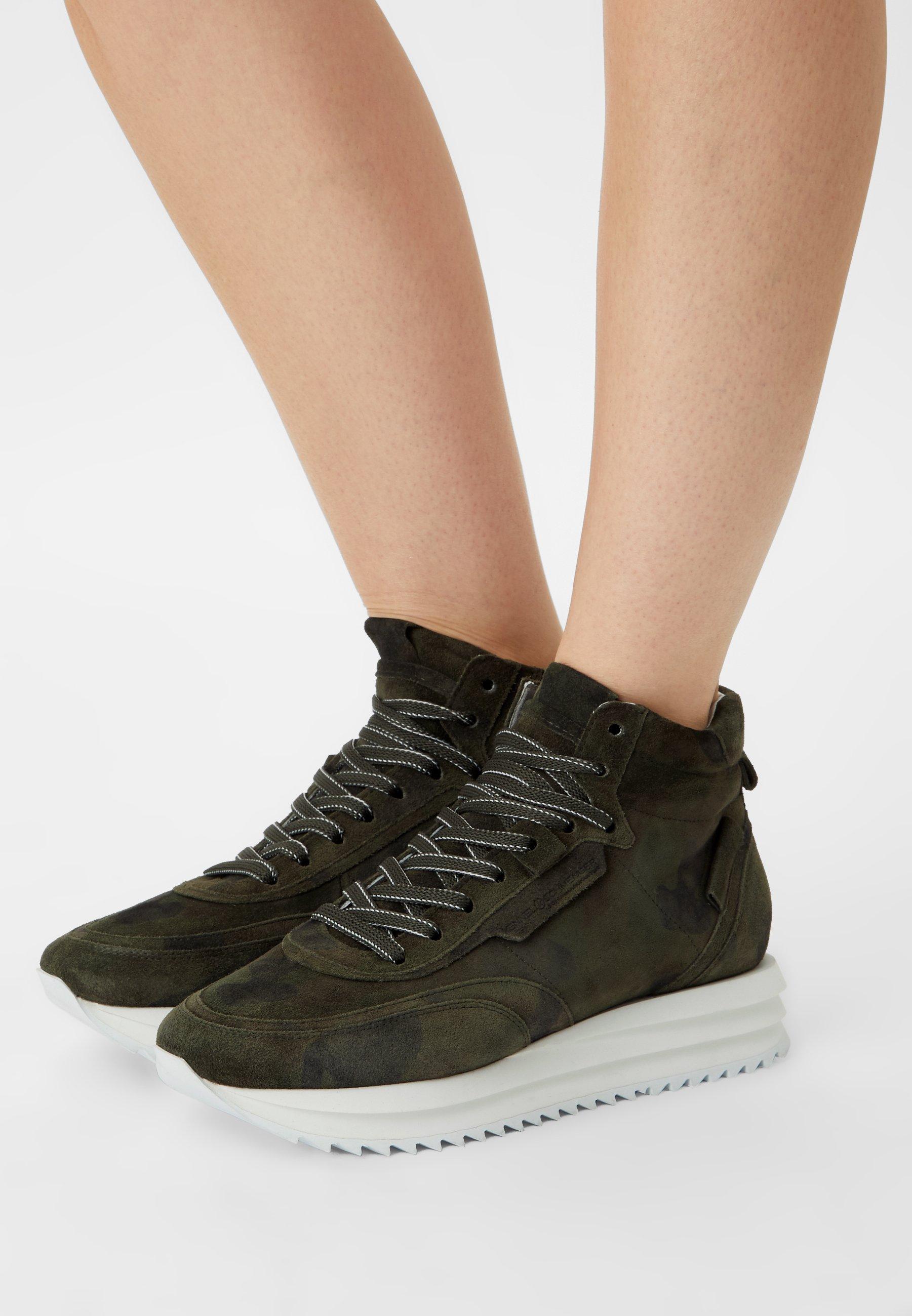Mujer JAZZ - Zapatillas altas