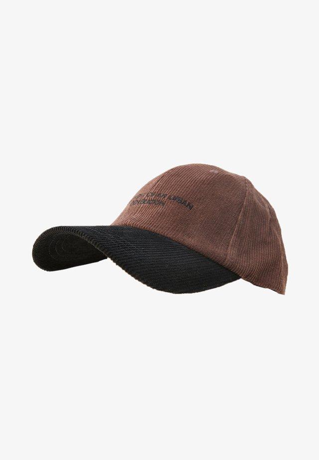 Cappellino - brown