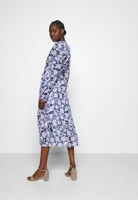 Fabienne Chapot - NATASJA FRILL DRESS - Day dress - marigold/lilac - 2
