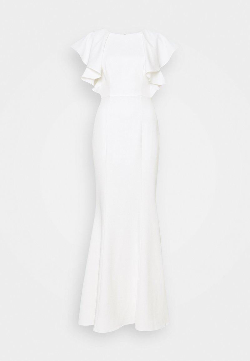 Jarlo - OPAL - Společenské šaty - white