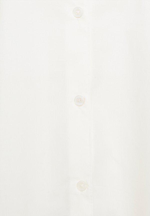 Wood Wood GRETA POPLIN - Bluzka - off white/mleczny JDTP