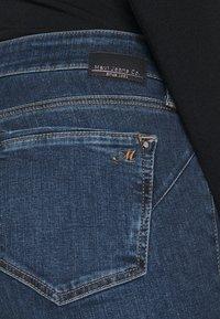 Mavi - BELLA - Bootcut jeans - mid shaded glam - 5