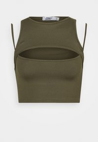 Tiger Mist - FIFI CROP - Top - khaki - 4